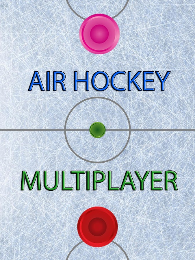 Air Hockey Multiplayer- screenshot