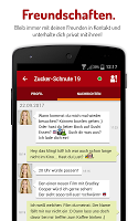 screenshot of Knuddels - Chat. Play. Flirt.