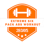 Extreme six pack ABS workout Icon