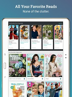 Texture – Digital Magazines Screenshot 10