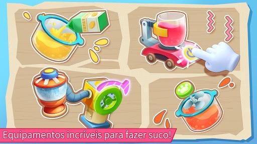 Verão do Bebê Panda: Loja de suco screenshot 9
