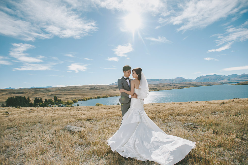 7d Wedding Photography: New Zealand Oversea Pre-Wedding
