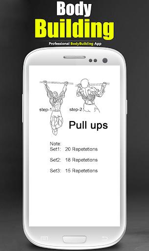 Body Building Trainer 5.2.7 screenshots 3