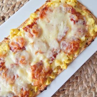 Bacon 'N Egg Breakfast Pizza