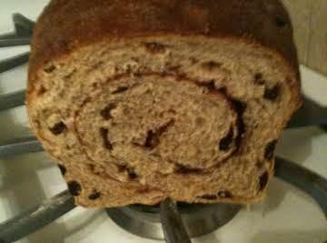 Cinnamon Raisin Bread for the Bread Machine