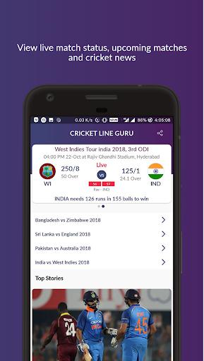 Cricket Line Guru : Fast Live Line screenshots 3