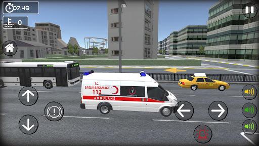 TR Ambulans Simulasyon Oyunu  screenshots 5