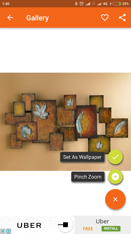 100 Wall Art Decor Android Apps On Google Play