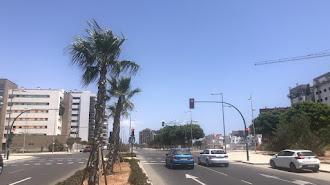 Adjudicadas las obras del nuevo carril bici que conectará la capital con Huércal de Almería.