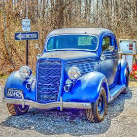 by Ruth Diamond - Transportation Automobiles