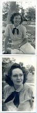 Photo: At the top, June Jennings, Chase Field Wave May 1944 Photo Courtesy Don Kochi