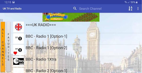 UK TV & Radio for PC / Windows 7, 8, 10 / MAC Free Download