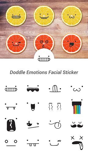 Doddle Emoji Faces Emotions