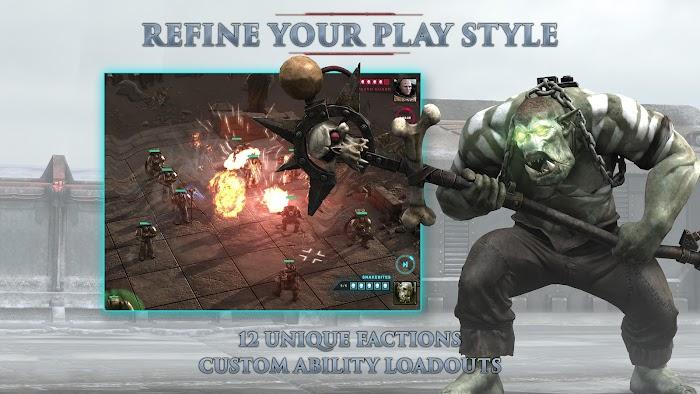 یاری بۆ ئهندرۆید Warhammer 40,000: Regicide v1.9 APK