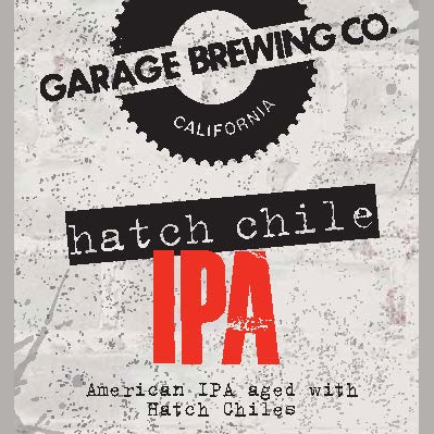 Logo of Garage Hatch Chile IPA