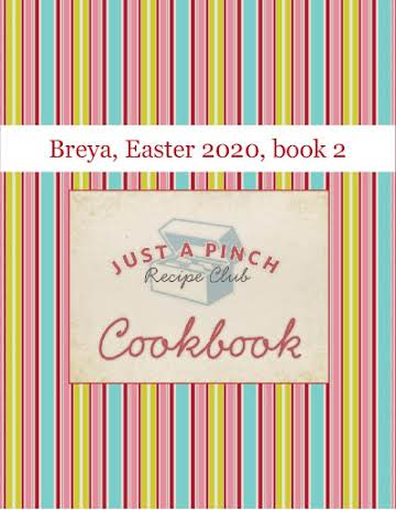 Breya, Easter 2020, book 2