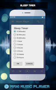 Maxi Music Player 2018 - náhled