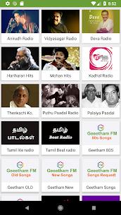 Tamil Fm Radio Hd Online tamil songs Apk Download 3