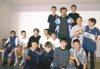 Photo: Dječaci na turniru