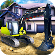 Country House Construction Simulator icon
