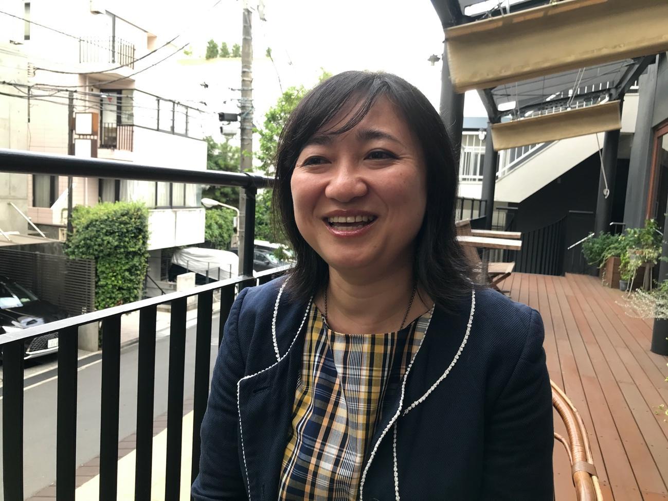 運動会屋の鈴木さんの写真