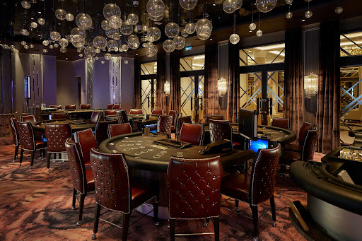 Try your hand at games of chance in the casino aboard Seven Seas Splendor.