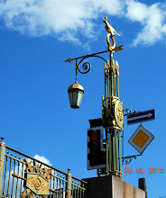 Photo: En lysstolpe er ikke bare en stople