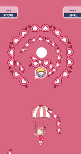Code Triche Rise up love - most addictive balloon game apk mod screenshots 4