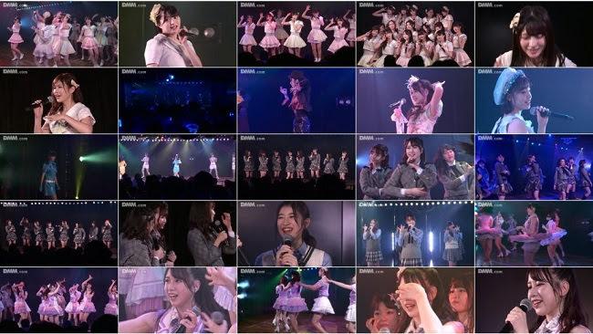 [TV-Variety] AKB48 チーム8 湯浅順司「その雫は、未来へと繋がる虹になる。」公演 永野芹佳 生誕祭 DMM HD (2019.07.07)