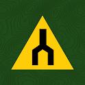 Trailforks icon