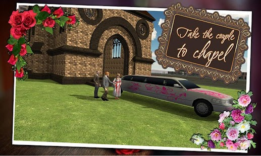 Chapel Wedding Limo Driving & Bridal Transporter - náhled