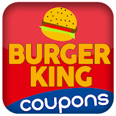 Coupons for BURGER KING