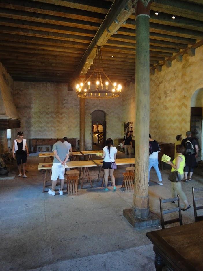 Camera Nova au Château de Chillon