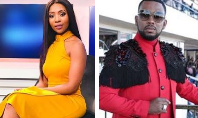 Pearl Modiadie, David Tlale & SABC have been accused of 'concept theft'