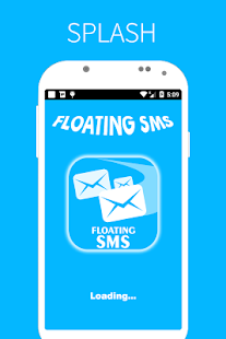 Floating SMS- screenshot thumbnail