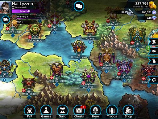 Gems of War - Match 3 RPG 3.3.008 screenshots 12