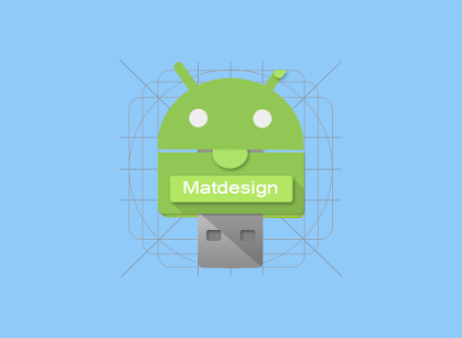 Matdesign icons pack- screenshot thumbnail