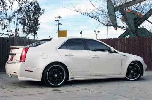 Wallpapers of Cadillac CTS