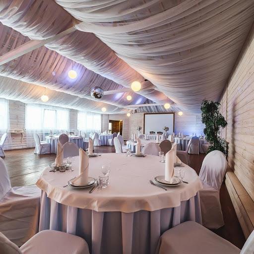 Площадка для свадьбы у воды «Большой зал » 2