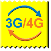 Free Data Recharge - 3G4G App