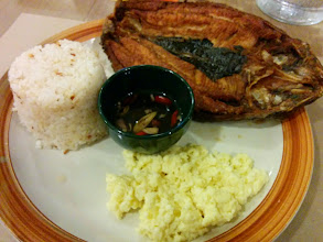 Photo: Boneless Bangus for Breakfast! Another fave!