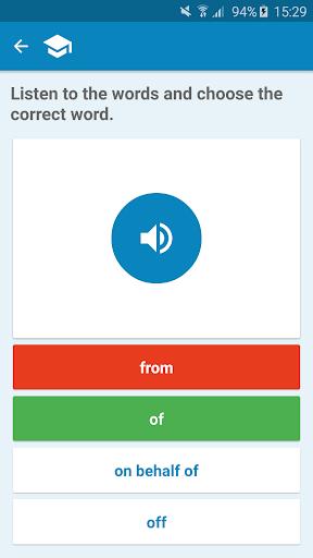 Russian-English Dictionary screenshot 5