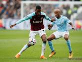 Edimilson Fernandes prêté par West Ham à la Fiorentina