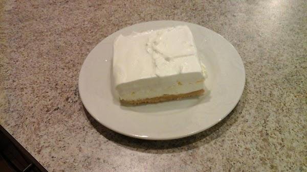 Vanilla Cookie Lasagna Recipe