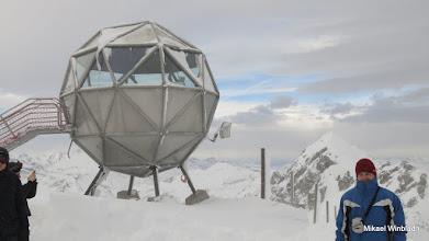 Photo: På toppen av Kreuzkogel, vid Sportgastein.