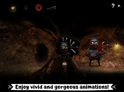 AntVentor: Point and click puzzle adventure LITE Screenshot