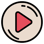 Music Player - Multimedia Best MP3 Audio Player Icon