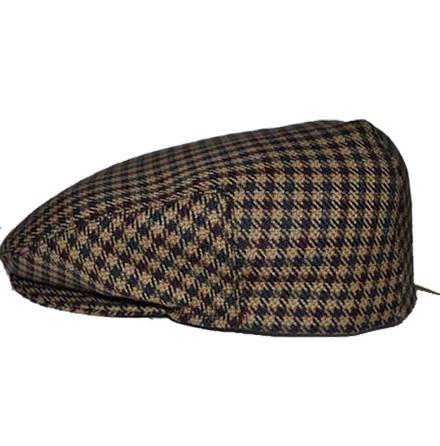 British flat cap, kvalitetskeps