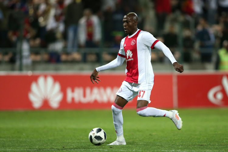 Tendai Ndoro of Ajax Cape Town. File photo