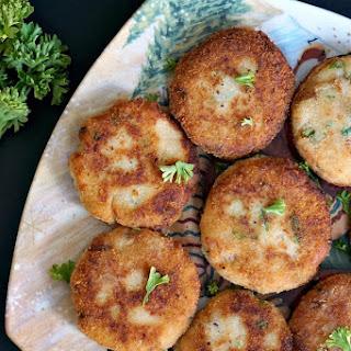 Mashed Potato Tuna Patties.
